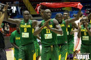 Fotos e imágenes del Croacia 75-77 Senegal, 3ª jornada del grupo B del Mundial de Baloncesto