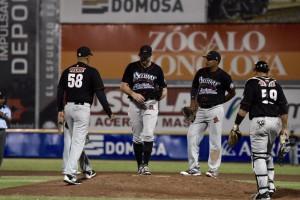 Listos los abridores de Bravos ante Campeche