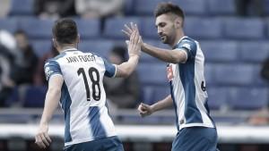 Los jugadores del Espanyol convencidos de pelear hasta el final