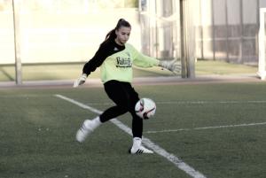 El Málaga Femenino refuerza su portería con Alba Hoyas