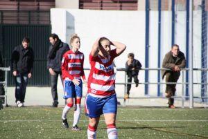 Un Granada CF Femenino dominador cae ante el Sevilla