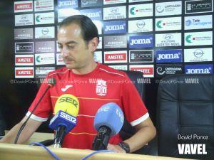 """Simón Ruiz: """"Tal y como se había puesto el partido, el punto es bueno"""""""