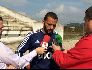 """Yuri: """"En Sabadell he tenido una mala actitud"""""""