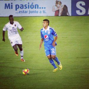 Sergio Villareal, orgullo azul, convocado a la Selección Colombia Sub 20
