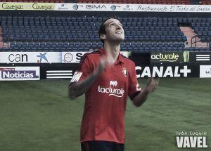 """Vujadinovic: """"Vengo para ayudar a Osasuna"""""""