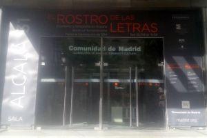 """""""El rostro de las letras"""", los literatos más relevantes de España reflejados en imágenes."""