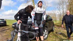 Fabian Cancellara se pierde las clásicas de primavera
