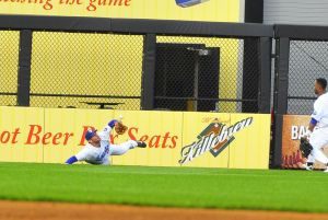 St Paul Saints Get Hot Late To Beat The Fargo Moorhead Redhawks