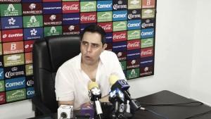 """Miguel Fuentes: """"Pudimos haber conseguido la victoria"""""""
