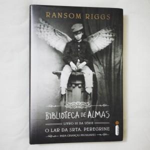 Resenha: Biblioteca de Almas, de Ransom Riggs