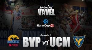 UCAM Murcia busca la clasificación al Top16