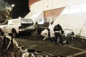 Lamentable fallecimiento en el Morelos