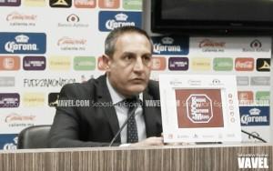 """Pablo Marini: """"Nos peleamos el descenso, nada menos"""""""
