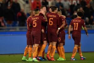 La Roma passeggia in casa col Torino (4-1)