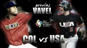 Colombia - USA: los 'cafeteros' buscan sorprender en el WBC