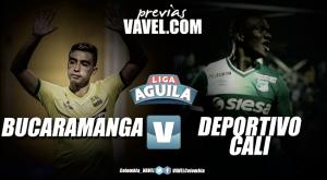 Bucaramanga vs. Deportivo Cali: 'Pecoso' enfrenta a su ex equipo