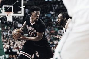 Chicago no tiene piedad contra unos emotivos Celtics