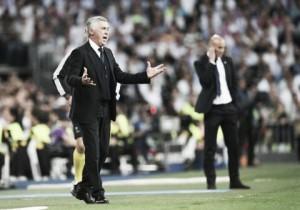 """Carlo Ancelotti: """"Hay que poner árbitros de más calidad"""""""