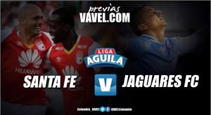 Santa Fe vs Jaguares: partido de dos equipos que pelean por la clasificación a cuartos de final