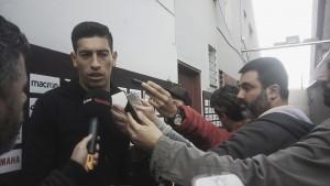 """Andrada: """"Vamos a ir por la clasificación de la Sudamericana"""""""