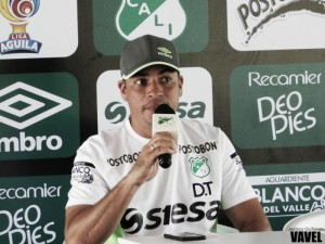 """Héctor Cárdenas: """"No hay que sacar excusas, hay que corregir"""""""