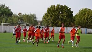 Arranca el Club Deportivo Badajoz