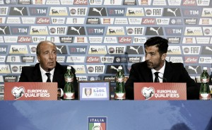 Ventura: ''Nuestro objetivo es clasificar para la Copa del Mundo''