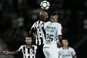 Resultado Botafogo 0x0 Grêmio na Copa Libertadores 2017