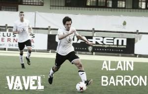Entrevista. Alain Barron: 'Tan importante como seguir metiendo goles es intentar dejar la portería a cero'