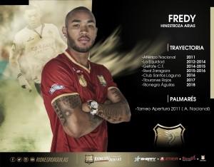 """Fredy Hinestroza: """"Estoy muy contento de regresar a Colombia, jugar con Rionegro"""""""