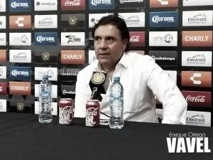 """Jorge Dávalos: """"Tenemos que sumar puntos para no complicar el tema porcentual"""""""