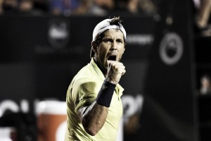 Verdasco vence Fognini, vai à final e busca dobradinha de títulos no Rio Open