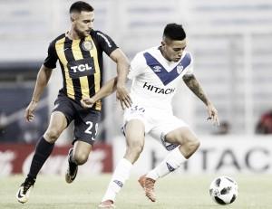 Central y Vélez empataron en Liniers