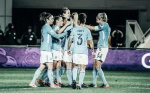 Victoria inglesa en la UEFA Women's Champions League
