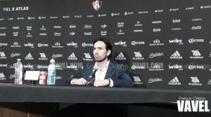 """Gerardo Espinoza: """"Me deja contento como se va Rafa"""""""