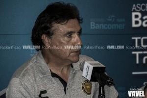 """Jorge Dávalos: """"La localía juega bastante"""""""