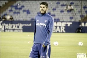 Giorgi Papunashvili, el revulsivo del Real Zaragoza