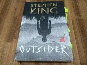 Resenha – Outsider de Stephen King