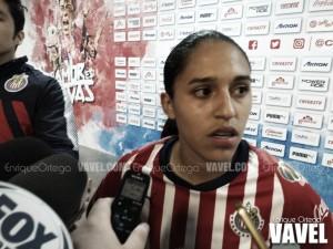 """Ana Gabriela Huerta: """"El gol fue una emoción indescriptible"""""""