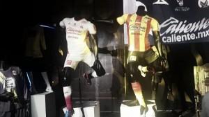 Morelia presentó su nuevo jersey