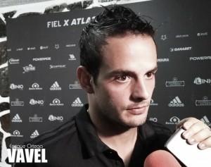 "Octavio Rivero: ""Jugamos bien, solo faltó el gol"""
