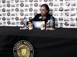 """Jorge Dávalos: """"Jugamos mal y merecíamos la derrota"""""""