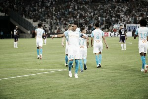 Goleada marsellesa para abrir la Ligue 1
