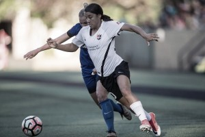 Seattle Reign comes out victorious over Sky Blue FC in high scoring match