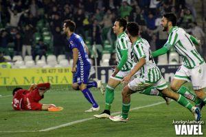 Fotos e imágenes del Betis 3-1 Tenerife, jornada 20 de la Liga Adelante