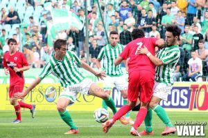 Fotos e imágenes del Betis B 1-0 Sevilla Atlético, 11ª jornada del grupo IV de 2ª B