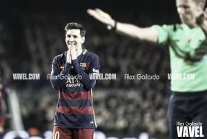 El Barça no tuvo su noche