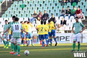 Fotos e imágenes del Betis B 0-2 Cádiz, jornada 20 del grupo IV de 2ª B