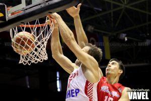 Fotos e imágenes del Croacia 103-82 Puerto Rico, 5ª jornada del Grupo B del Mundial de Baloncesto