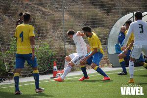 El Castilla saca un meritorio empate en Gran Canaria